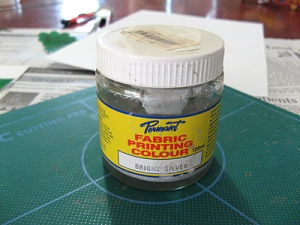 Permaset Fabric Paint