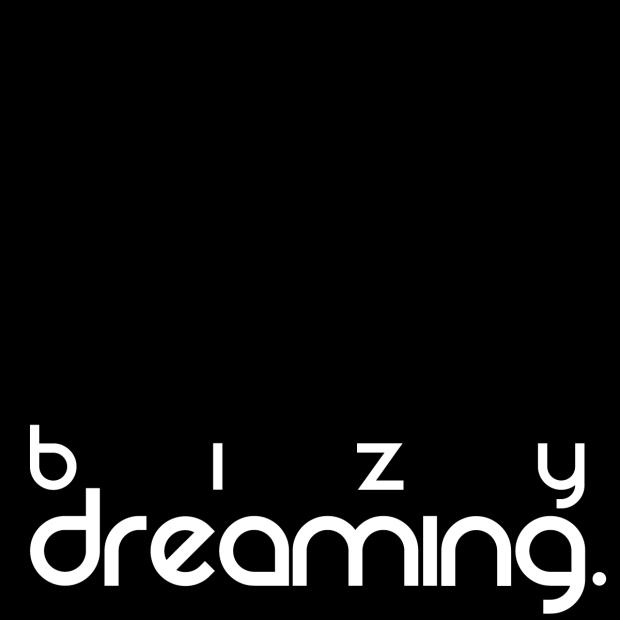 bizy-dreaming_font1