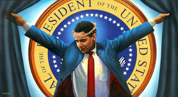 obamaworship